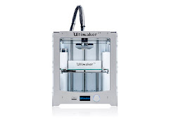 Ultimaker 2 + 3D Printer Fully Assembled with Enhanced Service Plan (2 Years of Warranty Protection)