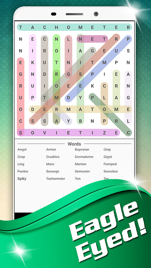 Word Search: Crossword- screenshot