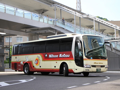 日本交通「メリーバード」米子線 063
