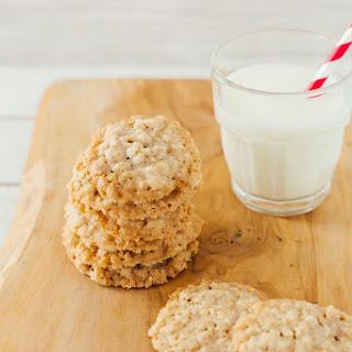 Oatmeal Butter Cookies.
