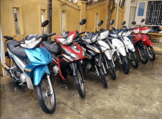 Công ty Tấn Phát chuyên cung cấp dịch vụ cho thuê xe máy