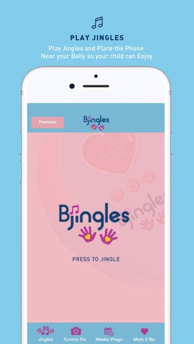 Bjingles- screenshot
