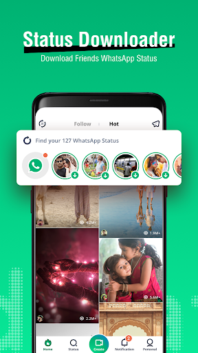 VidStatus - Share Your Video Status screenshots 7