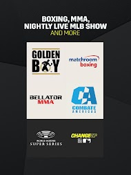 DAZN Live Fight Sports: Boxing, MMA & More APK screenshot thumbnail 18