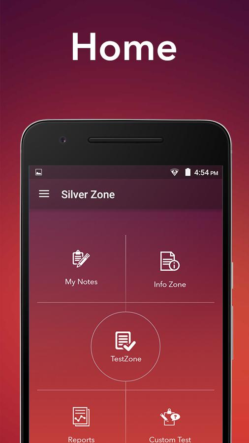 Silverzone Olympiad Tutor- screenshot