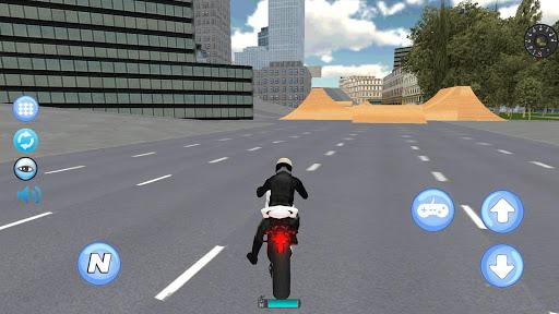 バイクシミュレータ3D