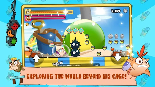 Furball Rampage MOD (Unlimited Gold Coins) 1