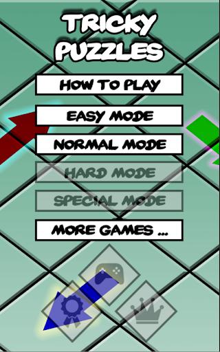 Tricky Puzzles - Match 'em all
