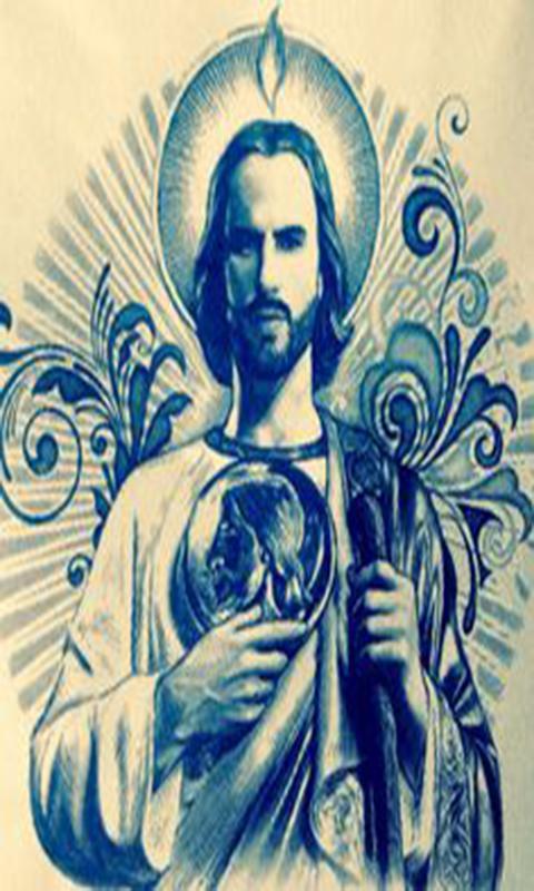 San Judas Tadeo Tattoo 58783 Loadtve