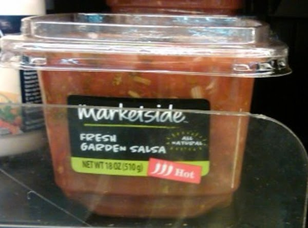 Note: Fresh salsa is available in the produce section of most groceries. You may...