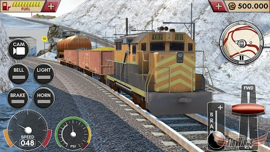 Train Simulator 2016 HD v1.0.1 Mod Money
