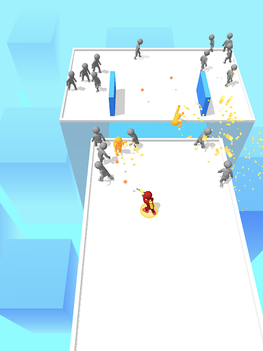 Paintman 3D - Color shooter 1.5 screenshots 7