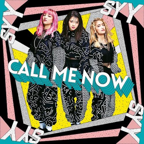 "Capa de ""CALL ME NOW"" - CD Only Edition."