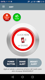 SHAKE4HELP- screenshot thumbnail