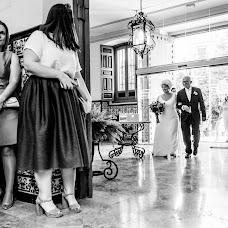 Wedding photographer Javier Olid (JavierOlid). Photo of 08.10.2018