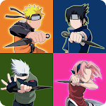 Konoha Ninja Quiz Icon