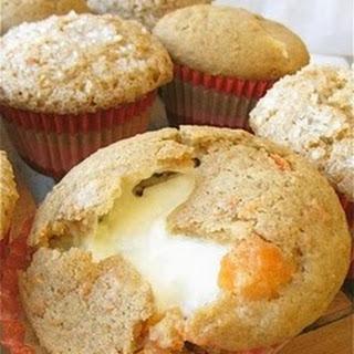 Cream Cheese Carrot Cake Muffins