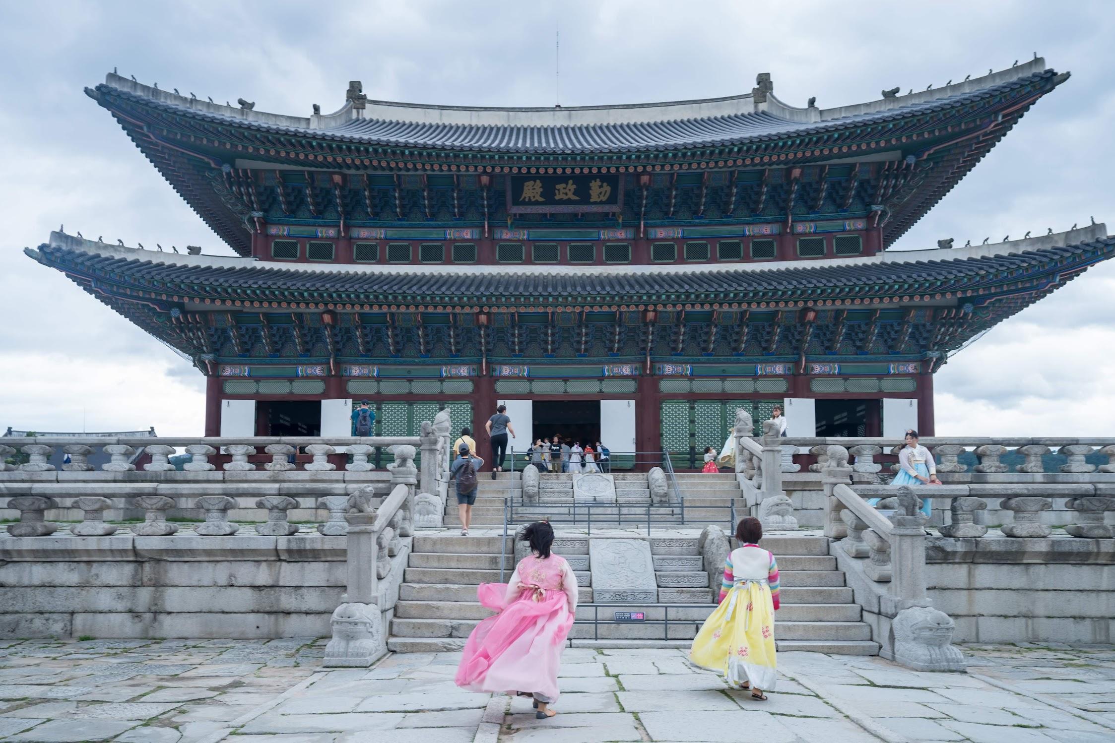 ソウル 景福宮4