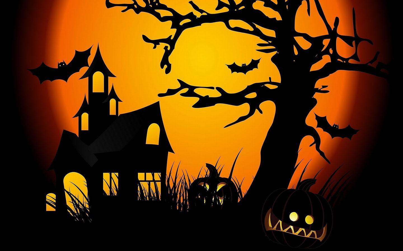 halloween wallpaper hd screenshot - Halloween Wallpapaer