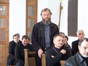 Photo: Питання Юрія Потикуна