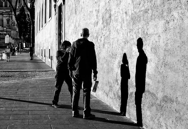 La cacciatrice di ombre! di DellaBrù