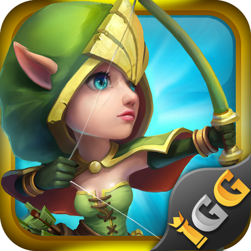 Castle Clash: Squadre Valorose (game)