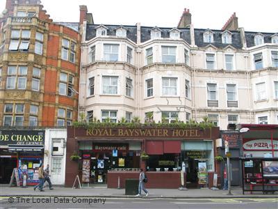 Royal Bayswater Hotel On Road Hostels In Paddington London W2 3jh