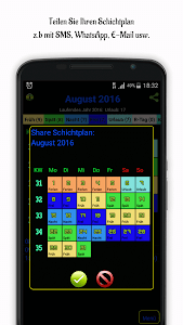 Easy-Schichtplan screenshot 7