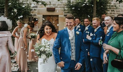 Wedding photographer Newcastle upon Tyne (andyturner). Photo of 14.12.2018
