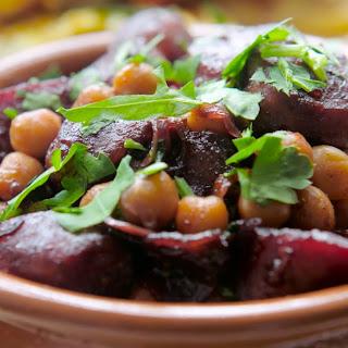 Rioja Braised Chorizo with Chickpeas Recipe