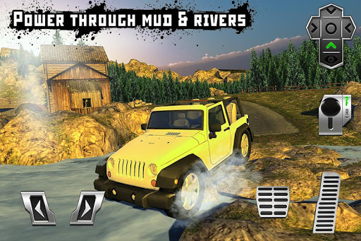 Offroad Trials Simulator 2.1 Mod screenshots 3