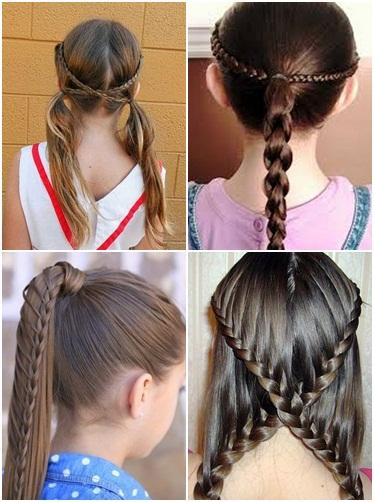 Wondrous Hairstyle For Long Hair Braids Steps Braids Short Hairstyles For Black Women Fulllsitofus