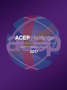 ACEP Annual Meetings - náhled
