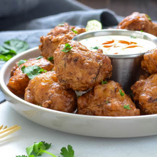 Island-Style Conch Fritters.