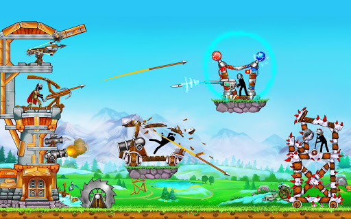 The Catapult 2 u2014 Grow your castle tower defense 3.1.0 screenshots 13