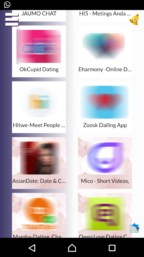 Top Dating: Mejores Apps para Ligar, Citas y Chat.- screenshot
