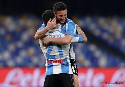 Serie A : Mertens et Osimhen écrasent la Lazio, un ancien de Pro League trompe la Roma