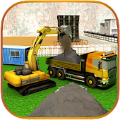 City Construction Excavator 3D Android APK Download Free By Glow Games