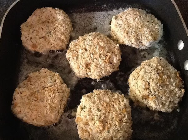 In a large non- stick skillet melt 2 tablespoons of butter or olive oil...