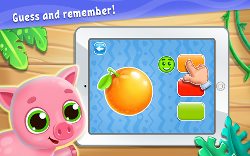 Colors for Kids, Toddlers, Babies – Learning Game 5