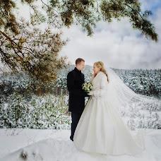 Bryllupsfotograf Lyubov Pyatovskaya (Lubania89). Bilde av 22.01.2016