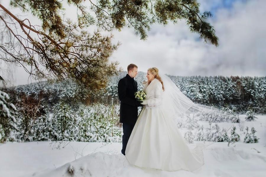 Huwelijksfotograaf Lyubov Pyatovskaya (Lubania89). Foto van 22.01.2016