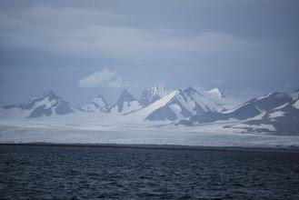 """Photo: """"Debout les moches, Svalbard en vu !"""" Voila les première vision que nous avons eu de l'archipel qui va nous accueillir ces prochains jours !"""
