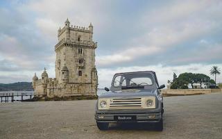 Renault 4l Mireli Cabriolet Rent Lisboa (Lisabon)