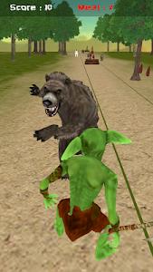 Goblin Jungle Run 3D screenshot 2