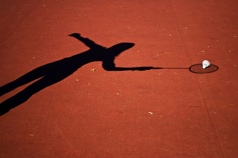 Badminton di Luporosso