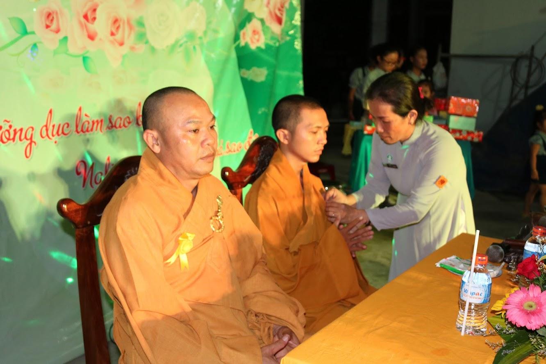 Trại Mục Kiền Liên và Lễ báo ân – GĐPT Từ Lâm (2017)