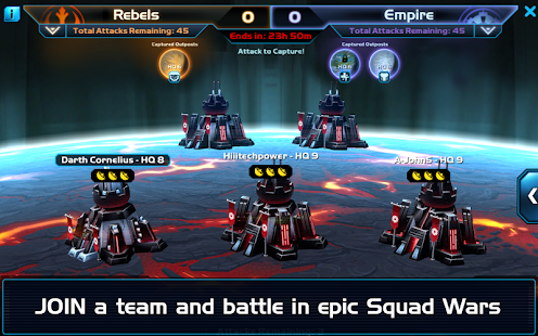 Star Wars™: Commander Screenshot 15