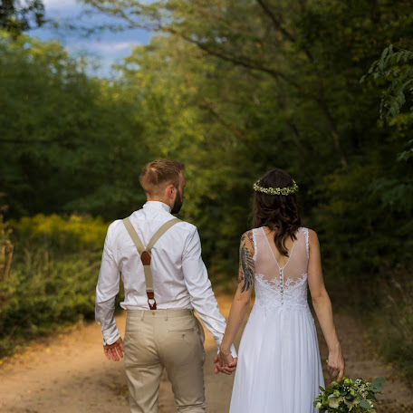 Wedding photographer Pavlína Meluzinová (Meldanka). Photo of 05.11.2017