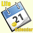 Life Calendar Emoticons Editio